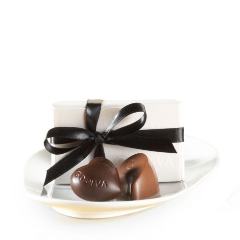 Godiva Chocolates in small personal boxes