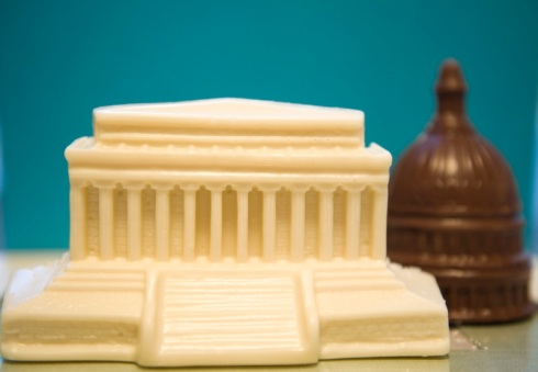 Chocolate DC Monuments
